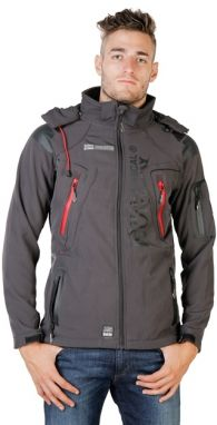 Geographical Norway Pánska bunda Tambour_man_darkgrey