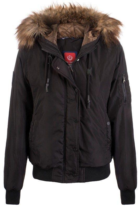 Paul Parker Dámska zimná bunda Pa6945761 BLACK značky Paul Parker ... 05b854aeaed
