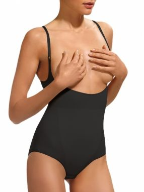 Controlbody BODY OPEN-UP 510184 FIRM COMPRESSION BLACK
