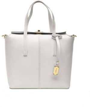 Trussardi Collection Dámska kabelka 387 FRINCO_Bianco / White