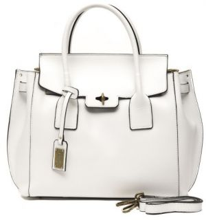 Trussardi Collection Dámska kabelka D66TRC1005_Bianco / White
