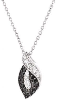 d61a2ea65 Ops! Objects zlatý náhrdelník s fialovým srdcom Ops! Shiny značky ...