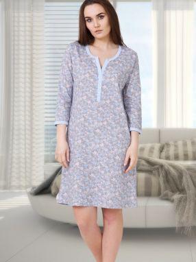 421f86694 Family pyjamas Dámske pyžamo pyžamo MIRA 560 LIGHT BLUE značky ...