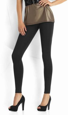 Ewlon Dámske legíny, AGNES-Leggings-BLACK-225-WINTER
