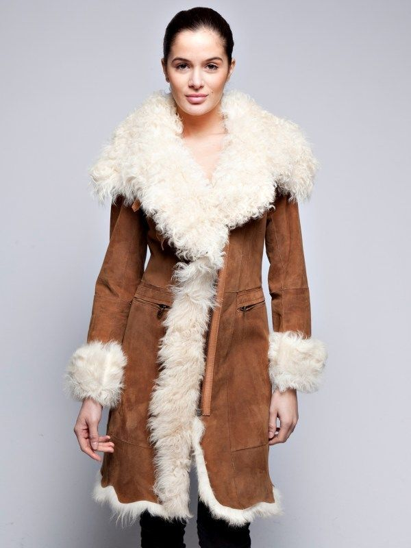 Giorgio Dámsky kožený kabát JULIENNE CAMEL značky Giorgio - Lovely.sk a6f3eda7f56