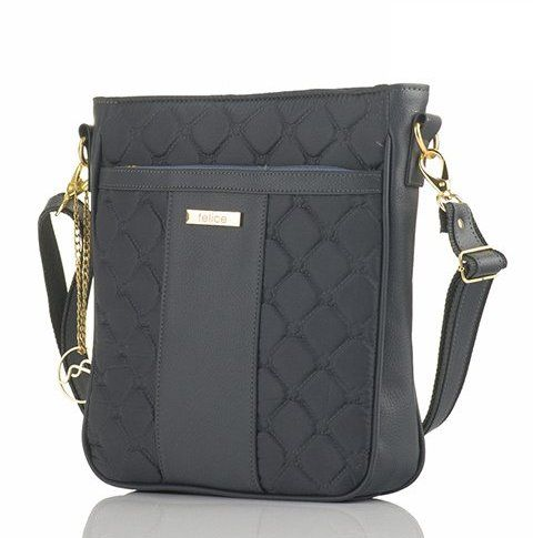 Felice Dámska kabelka cez rameno A02 GREY značky Felice - Lovely.sk f911aa68f4b