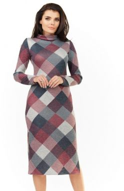 Svetrové a mikinové šaty Awama - Lovely.sk 322adda5ae2