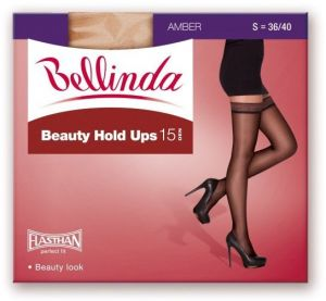 Bellinda Samodržiace pančuchy BEAUTY HOLD UPS 15 DEN BE280001-230