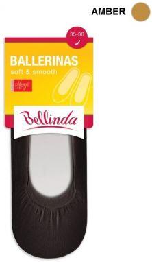 Dámske ponožky do balerín telové značky Bellinda - Lovely.sk 04a770ca0d