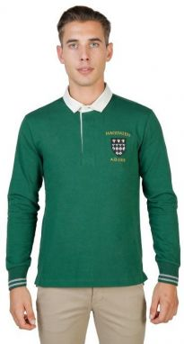 University of Oxford Pánske polo tričko Magdalena-POLO-ML-GREEN