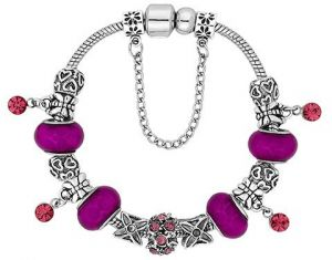 Diamond Style Dámsky náramok TREASUREEMOJI značky Diamond Style ... 4e1d85ceab5
