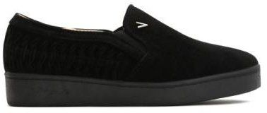 Vices Dámska slip-on obuv 7116-1 BLACK