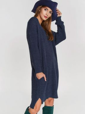 Blue Shadow Dámsky sveter sweater_quatro_jeans_blue