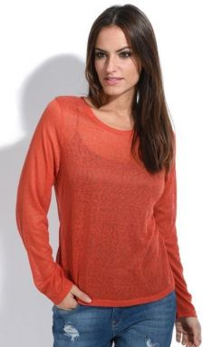 For her Paris Dámsky top 1520 ORANGE