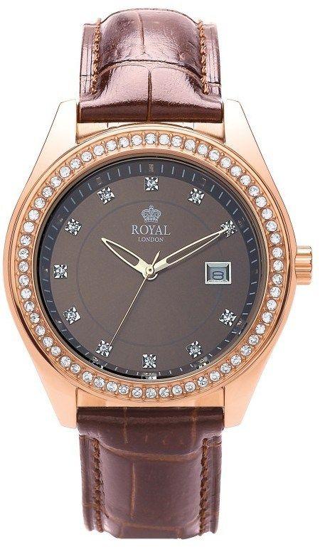 db7c79b09 Royal London Dámske hodinky 21276-05 značky Royal London - Lovely.sk
