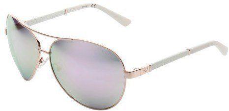 Guess Dámske slnečné okuliare GF6015 63 28C značky Guess - Lovely.sk 65f6a152690