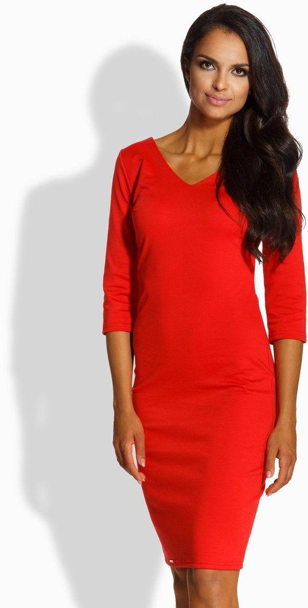 Lemoniade Dámske šaty L228 czerwony-red značky Lemoniade - Lovely.sk 572875c697