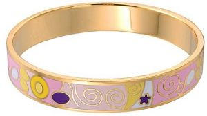 Rose Salome Jewels Dámsky náramok J001-12_PINK YELLOW PURPLE