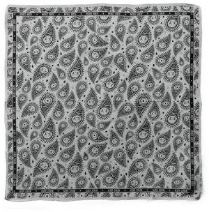Desigual sivá šatka New Adhara značky Desigual - Lovely.sk 3d73ca6d1d9