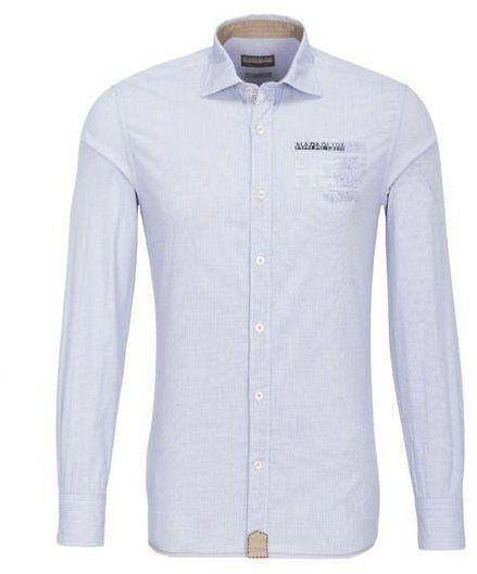 7351a506543e Napapijri Pánska košeľa Gardini CHECK značky Napapijri - Lovely.sk