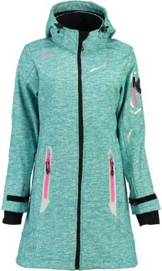 Geographical Norway Dámska softshellová bunda timael lady 007_Turquoise