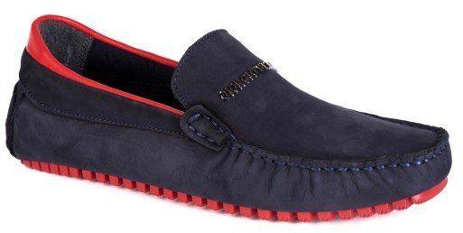 Giorgio Di Mare Pánske kožené topánky GI6197919  Red značky Giorgio Di Mare  - Lovely.sk 0253bdbd4f