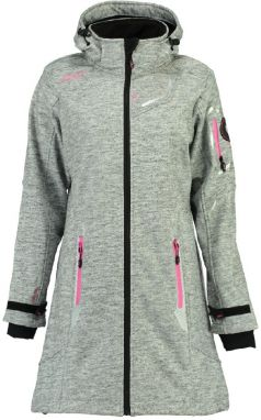 Geographical Norway Dámska softshellová bunda timael lady 007_Blended Grey