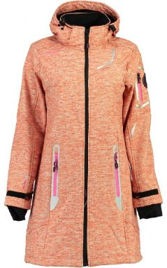 Geographical Norway Dámska softshellová bunda timael lady 007_Coral
