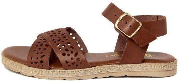 891cf4e571e8 Gagliani Renzo Dámske sandále GR027 TAN značky Gagliani Renzo - Lovely.sk