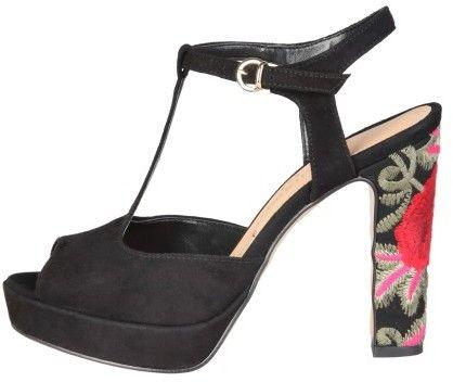 d5428fe584573 Made in Italia Dámske sandále na podpätku značky Made in Italia ...