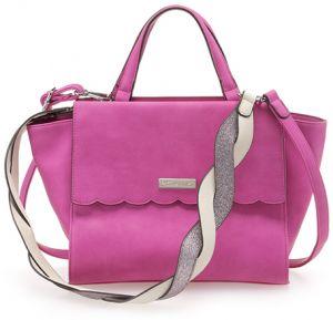 Čierno-ružová veľká kabelka Meatfly značky Meatfly - Lovely.sk f00ea578055