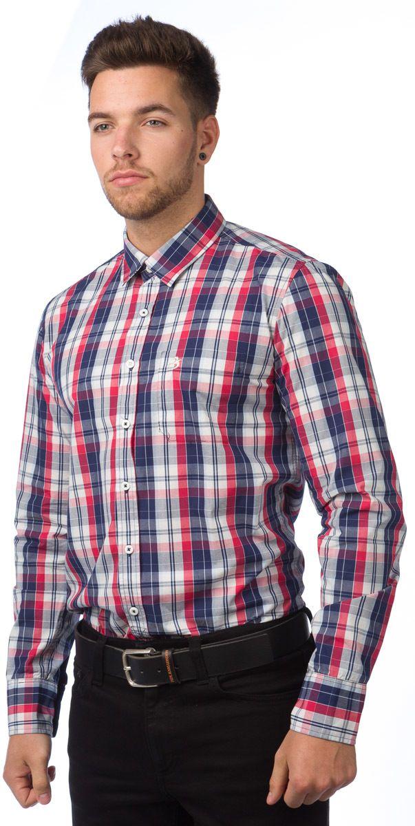 4c7c2d1042ec Brakeburn Pánska košeľa BBMSRT002020F15 aw15 viacfarebná značky Brakeburn -  Lovely.sk