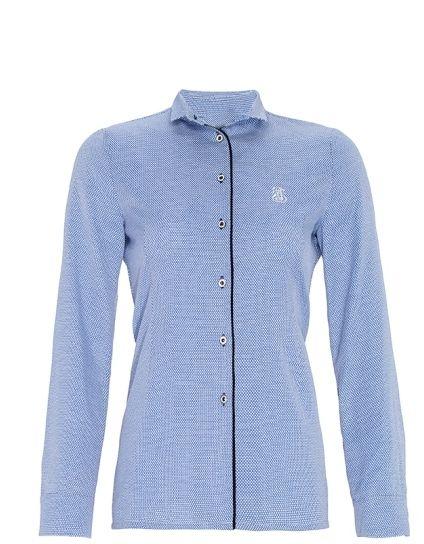Jimmy Sanders Dámska košeľa 18S SHW4003 BABY BLUE značky Jimmy Sanders -  Lovely.sk bed21b2aaea