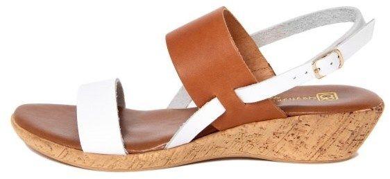b9ebba5d90b8 Gagliani Renzo Dámske sandále GR028 TAN BIANCO značky Gagliani Renzo -  Lovely.sk