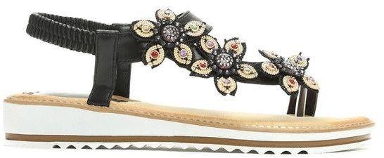 862643bb7 Vices Dámske sandále 4159-1 BLACK značky Vices - Lovely.sk