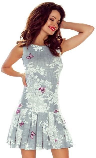 bea60c986ba4 Bergamo Dámske šaty 109-02 značky Bergamo - Lovely.sk