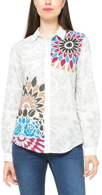 5004a28b82f9 Desigual Dámska košeľa 61C22E11000 značky Desigual - Lovely.sk