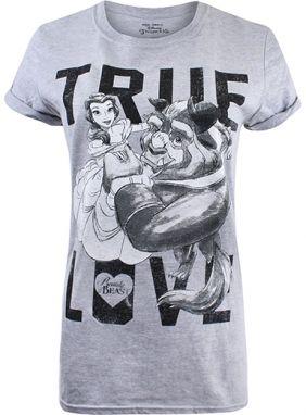 Disney Dámske tričko a566dc5622f