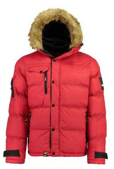 Geographical Norway Pánska bunda BONAP MEN 001 Red značky Geographical  Norway - Lovely.sk c2e14f11ebd