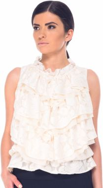 Arefeva Dámsky top TL7056_Off White