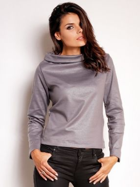 Infinite You Dámska blúzka Blouse M113 GREY
