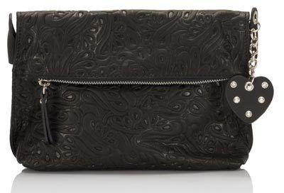 2dddf8a32a66 Giorgio Costa Dámska kožená kabelka GC15006 Black značky Giorgio Costa -  Lovely.sk
