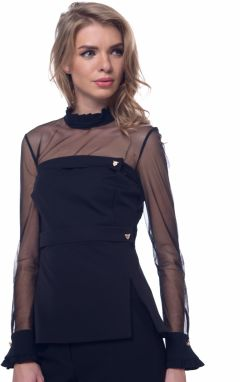 Arefeva Dámsky top T7027_Black