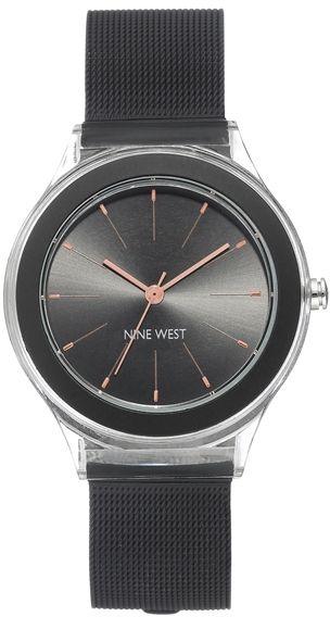 Nine West Dámske hodinky NW   2137BKBK značky Nine West - Lovely.sk 5cce7af187d