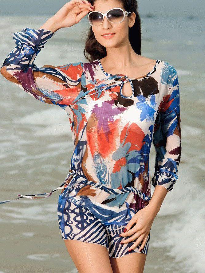 beb66ebd13e0 Beauty s Love Swimwear Dámske šaty cez plavky LC40707 značky Beauty s Love  Swimwear - Lovely.sk