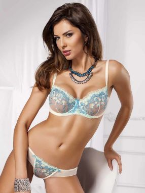 Vena Dámska podprsenka VB 10124 LIGHT BLUE SOFT