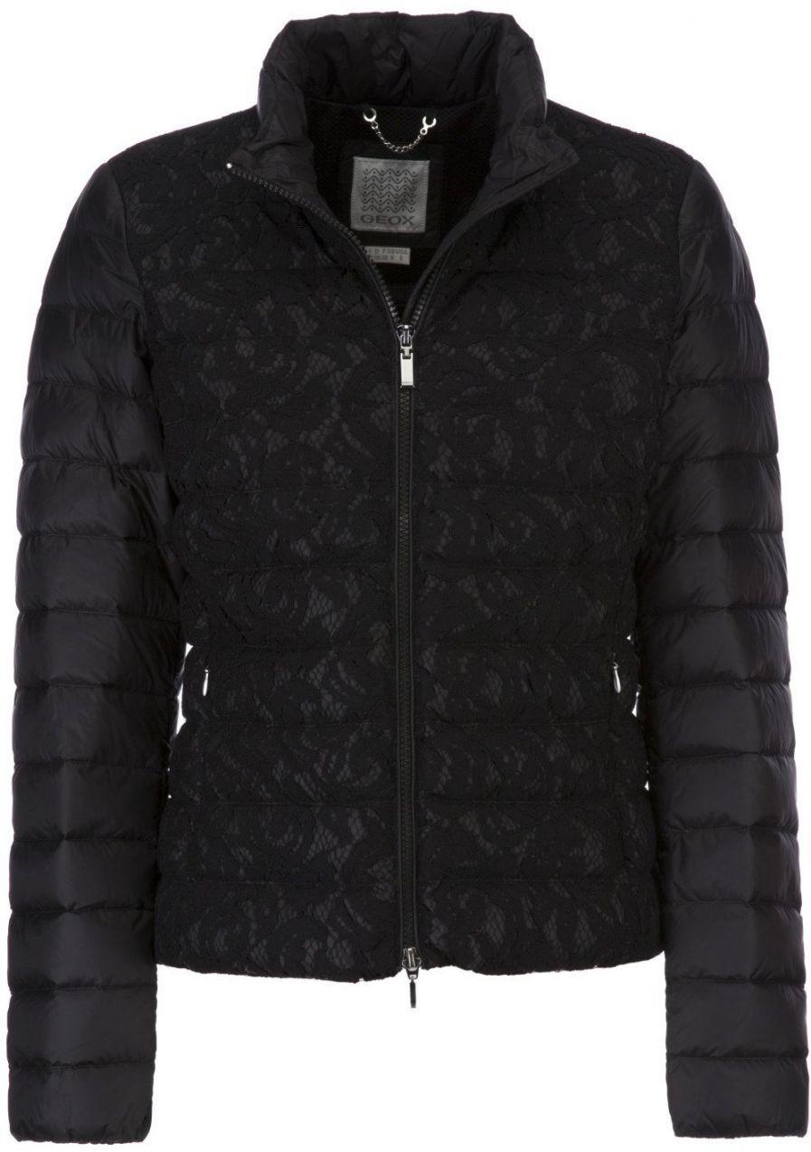 Geox Dámska bunda 1069632 čierna značky Geox - Lovely.sk 15e9d65ba6e