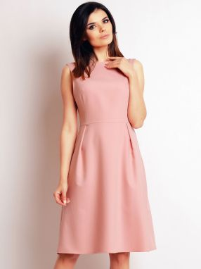 Infinite You Dámske šaty DRESS M097 POWDER PINK