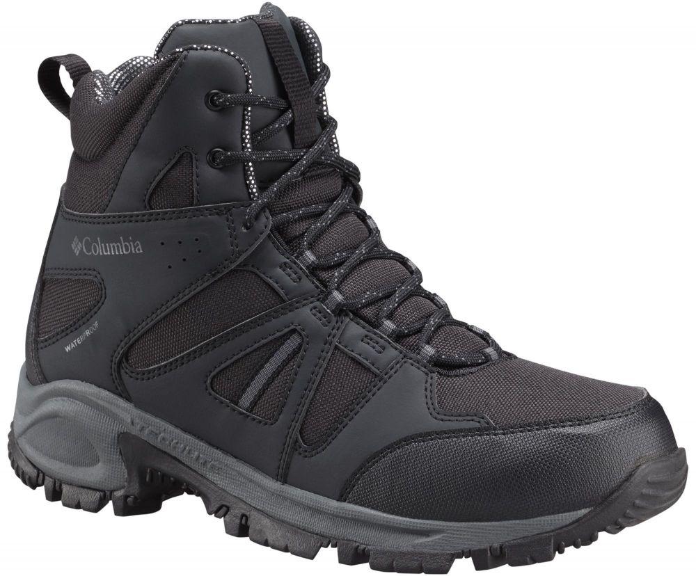 6adb4fba7474 Columbia Pánska zimná obuv 1064834 čierna značky Columbia - Lovely.sk