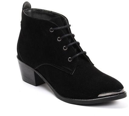 SAPIN Dámske členkové topánky 36049 BLACK SUEDE značky SAPIN - Lovely.sk 935bd8539b0